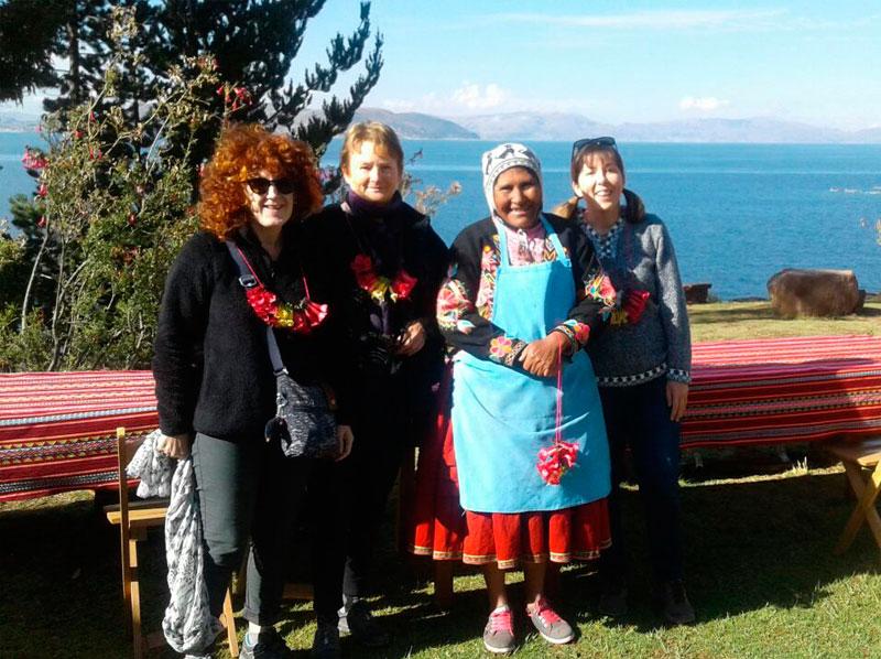 Lac Titicaca Puno