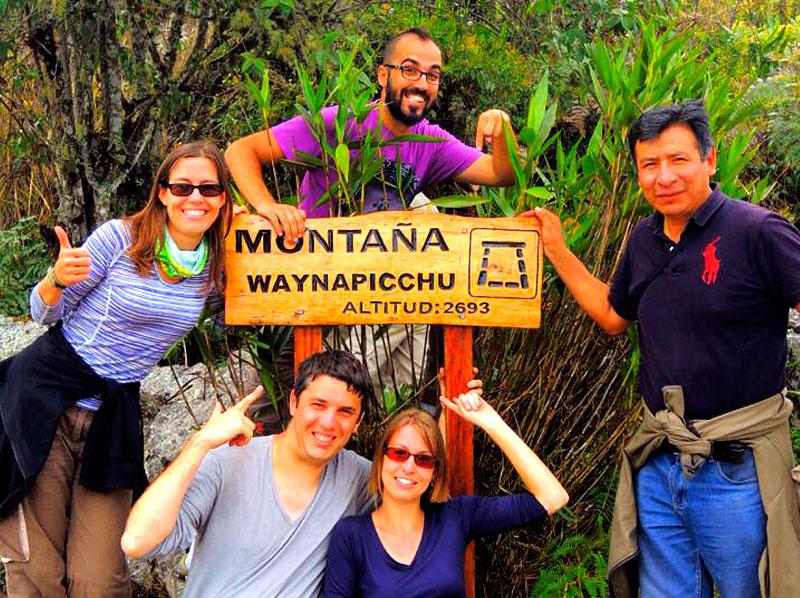 Montaña Waynapicchu